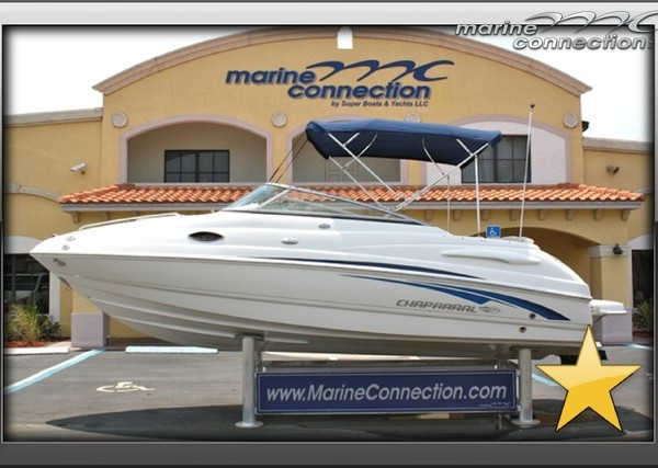 Chaparral boats for sale melbourne