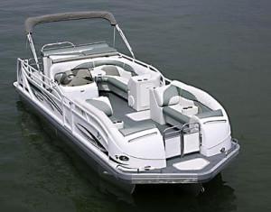 Pontoon Deck Boats