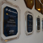 Marine Connection receives 2012 Hurricane Boats Top Dealer Award