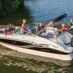 Boat Finance: Hurricane SunDeck 2400 for $420 a month!
