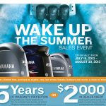 Yamaha Motors: WAKE UP THE SUMMER