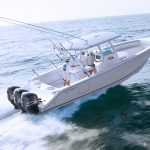 NEW MODEL: Cobia 344 Center Console has arrived