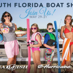See the Newest Cobia, Hurricane, Sailfish, Sportsman, and Bulls Bay Boats at the 2015  South Florida Boat Show