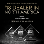 Marine Connection Ranked No. 18 Of Boating Industry Top 100 Dealers
