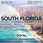 Marine Connection to bring Cobia, Sportsman, Sailfish, & Hurricane 2016 Models to the Miami Summer Boat Show