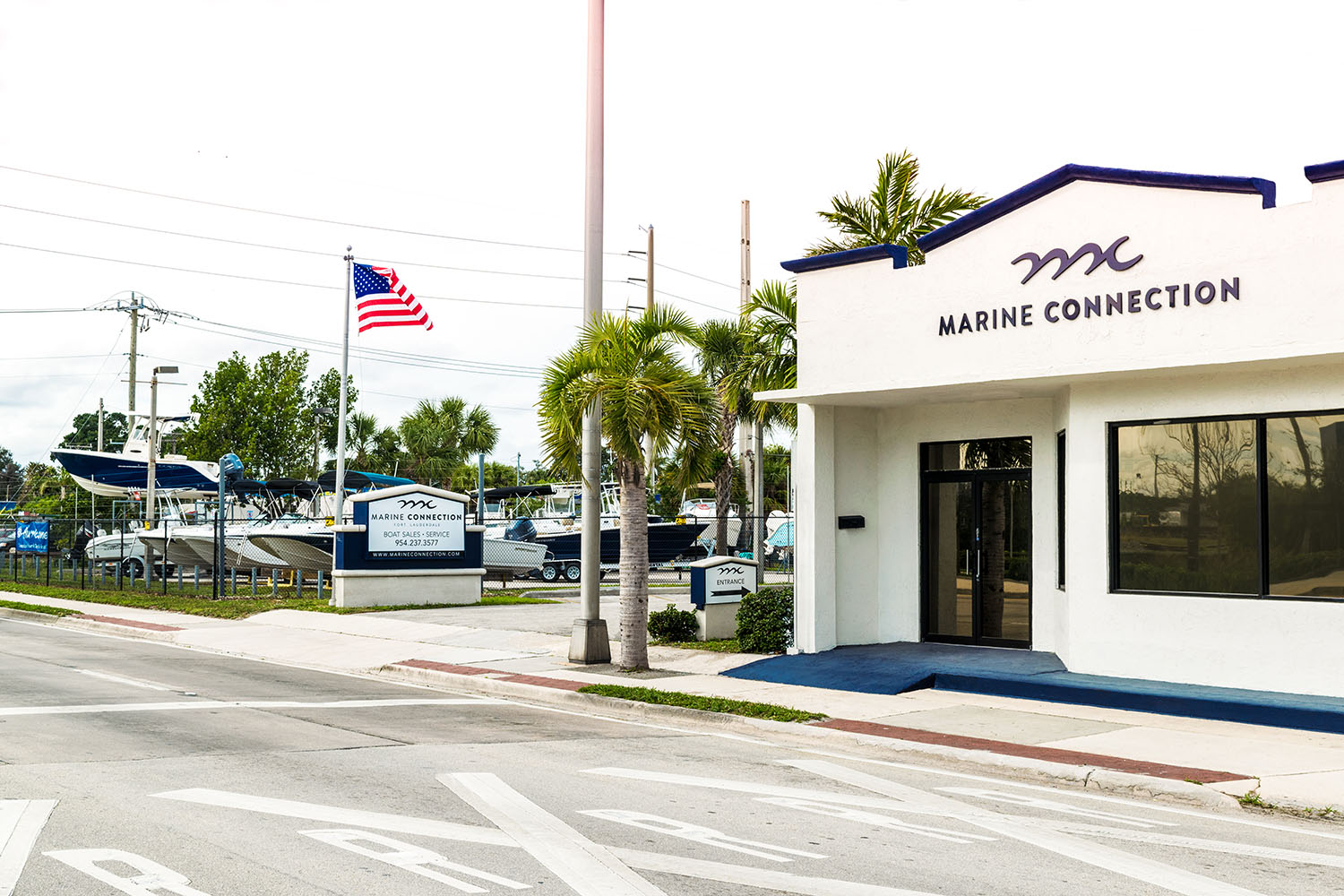February 23rd - 25th 2018: Open House at Marine Connection of Fort Lauderdale with New Boats from Cobia, Sportsman and Hurricane, along with a large preowned boats inventory!
