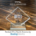 Marine Connection Ranked #9 in Boating Industry's 2018 Top 100 list!