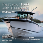 Treat Your DAD with a sea-trial!