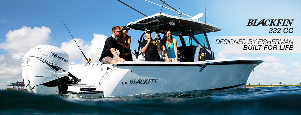 The new 2022 Blackfin Center and Dual Consoles are available at Marine Connection West Palm Beach Miami Vero Beach Fort Lauderdale and Islamorada!