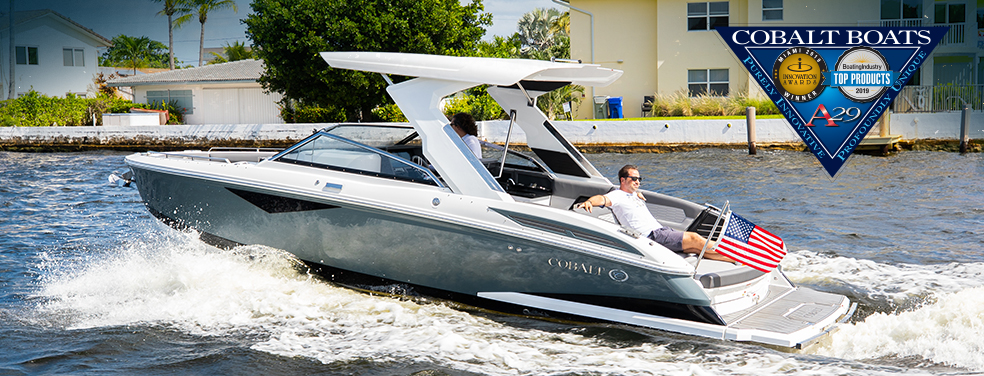 The new 2022 Cobalt Boats are available at Marine Connection West Palm Beach Miami Vero Beach Fort Lauderdale Islamorada and Stuart!