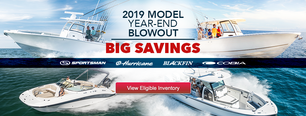 2019 Model Year-End Blowout Sale